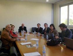 AYUNTAMIENTO Y AEPI estudian el modo de funcionamiento del Centro Polifuncional de Servicios para empresas en Canastell