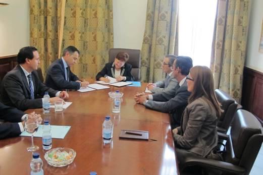 FEPEVAL firma convenio de colaboración con la Agencia Provincial de la Energía de Alicante.