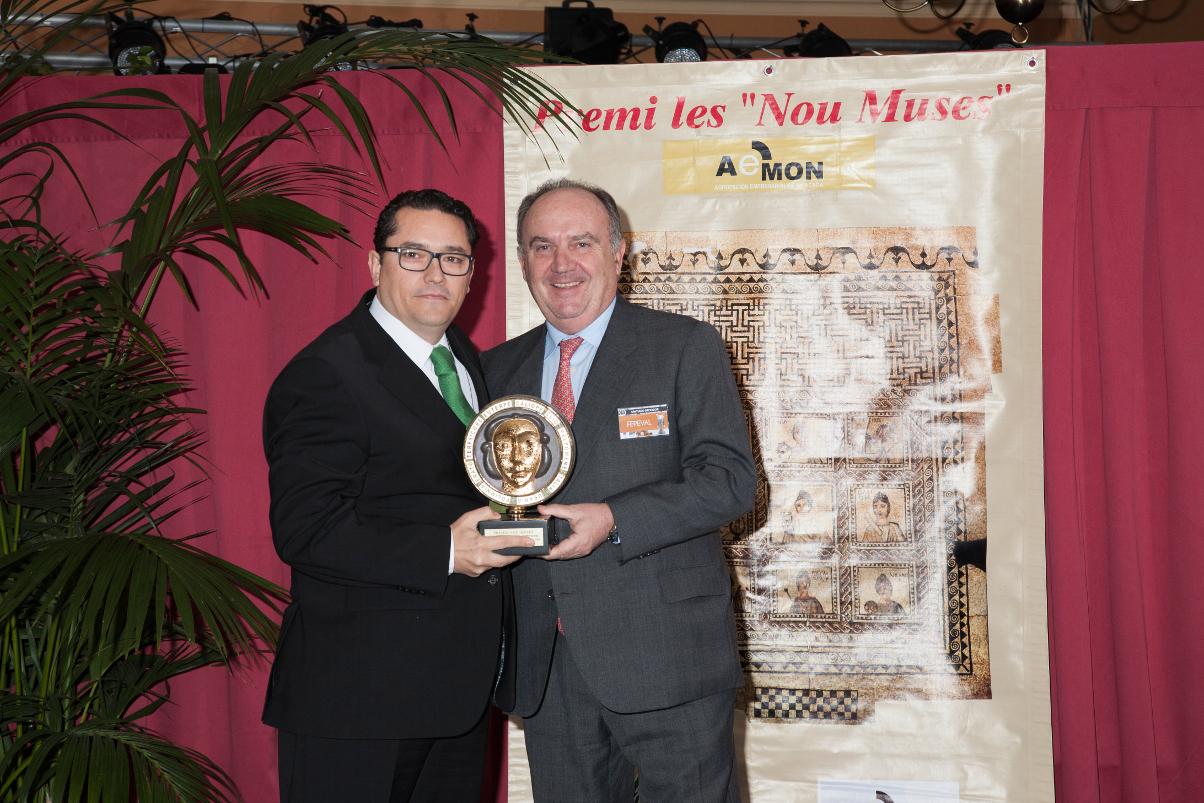 La Asociación Empresarial de Moncada y Alfara del Patriarca (AEMON) celebra la XI edición de los  premios Nou Muses