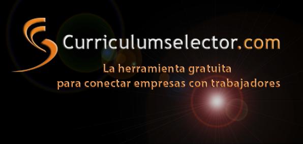 Nueva aplicación web de CurriculumSelector.com