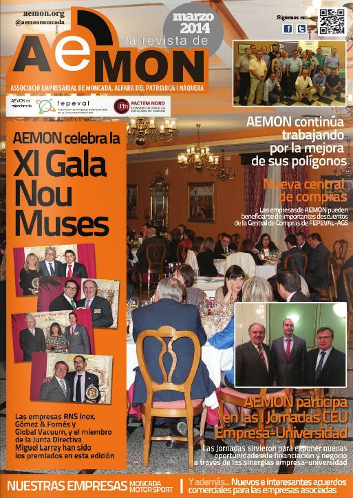 AEMON edita su revista número 10