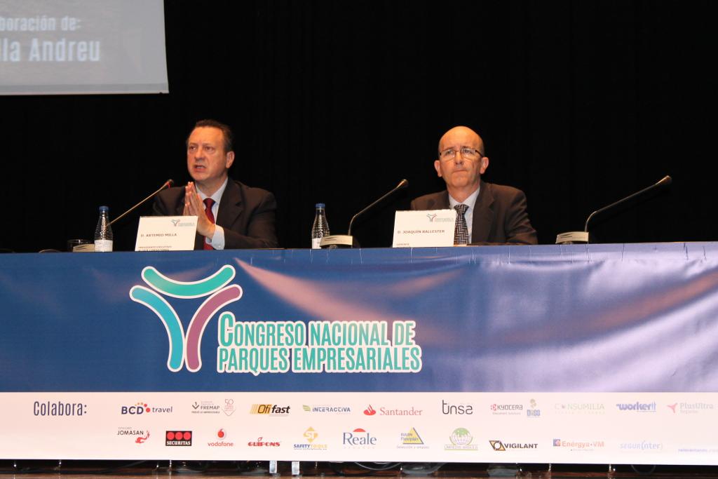 España, ¿Camino a la Recuperación? – Ponencia de Artemio Milla en el Congreso Nacional de Parques Empresariales