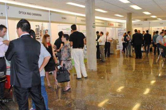 Encuentro empresarial. Más de 40 empresas participan en la feria de València Parc Tecnològic.