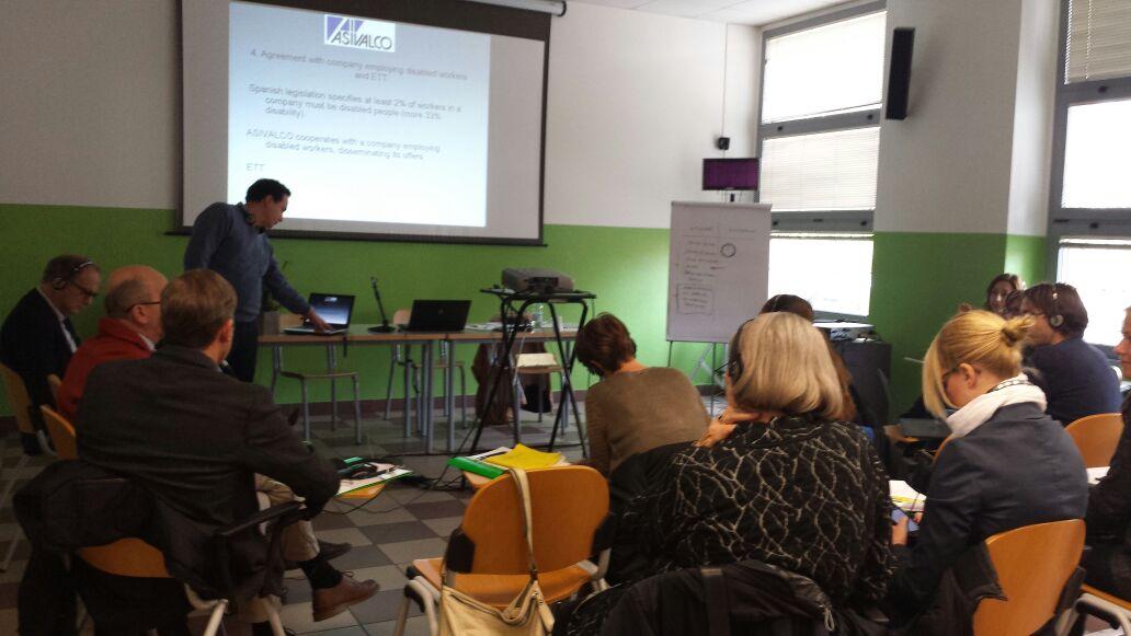 FEPEVAL y ASIVALCO participan en la reunión final del proyecto europeo SKIL-T en Verona.