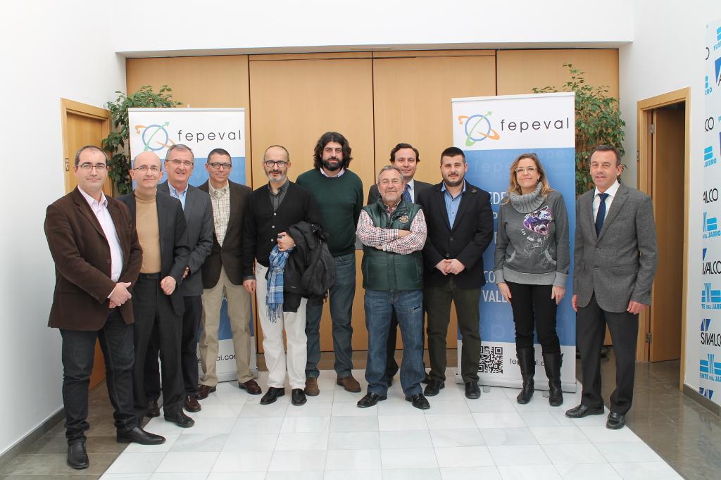 UPyD Comunitat Valenciana se reúne con FEPEVAL