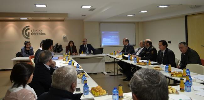 El Club de Gerentes de Torrent acuerda la creación de un Comité de Seguridad para mejorar la seguridad en Mas del Jutge.