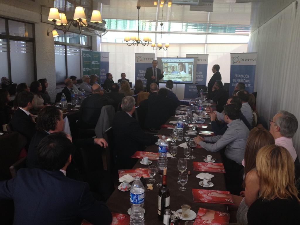FEPEVAL celebra su asamblea anual en la Asociación Empresarial L'Andana (Paterna).