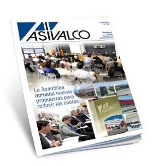 Edición 109 de la revista ASIVALCO, parque empresarial Fuente del Jarro.