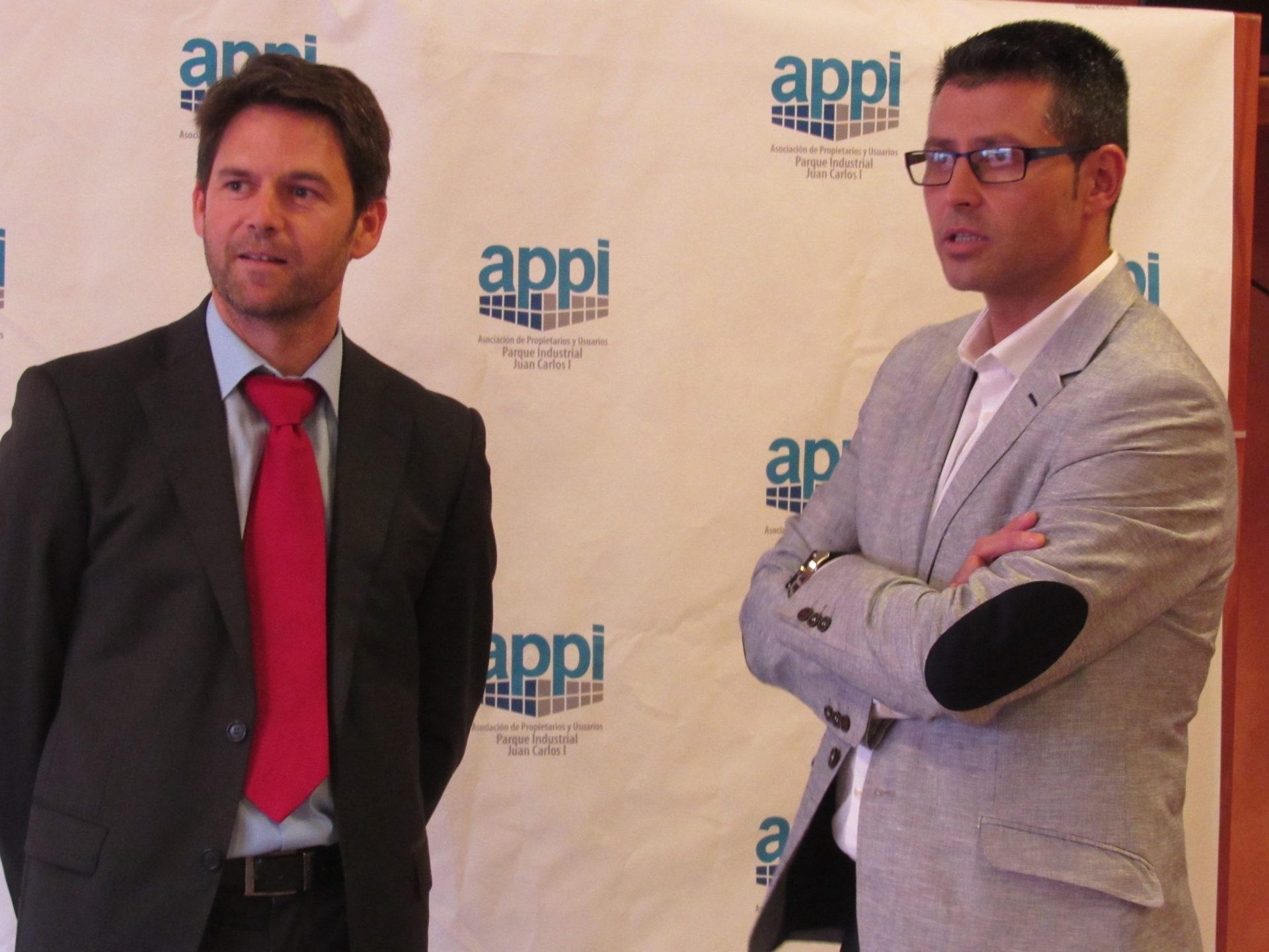 Éxito rotundo en la reunión organizada por APPI (Parque de Proveedores Juan Carlos I) con el alcalde de Almussafes.