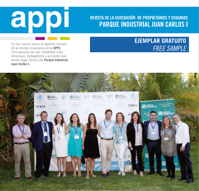 Nueva entrega de la revista corporativa de la APPI