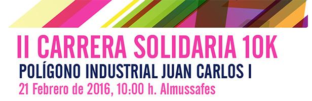 II Carrera Polígono Industrial Juan Carlos I.