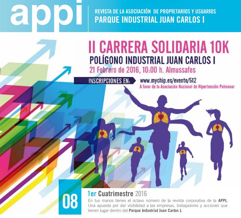 Nueva Entrega de la APPI Revista