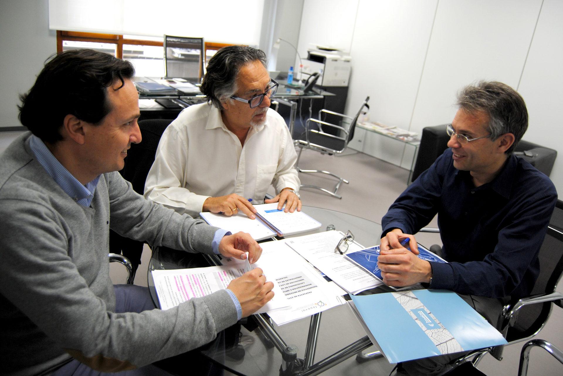 Imelsa y Fepeval analizan las necesidades de los polígonos industriales valencianos