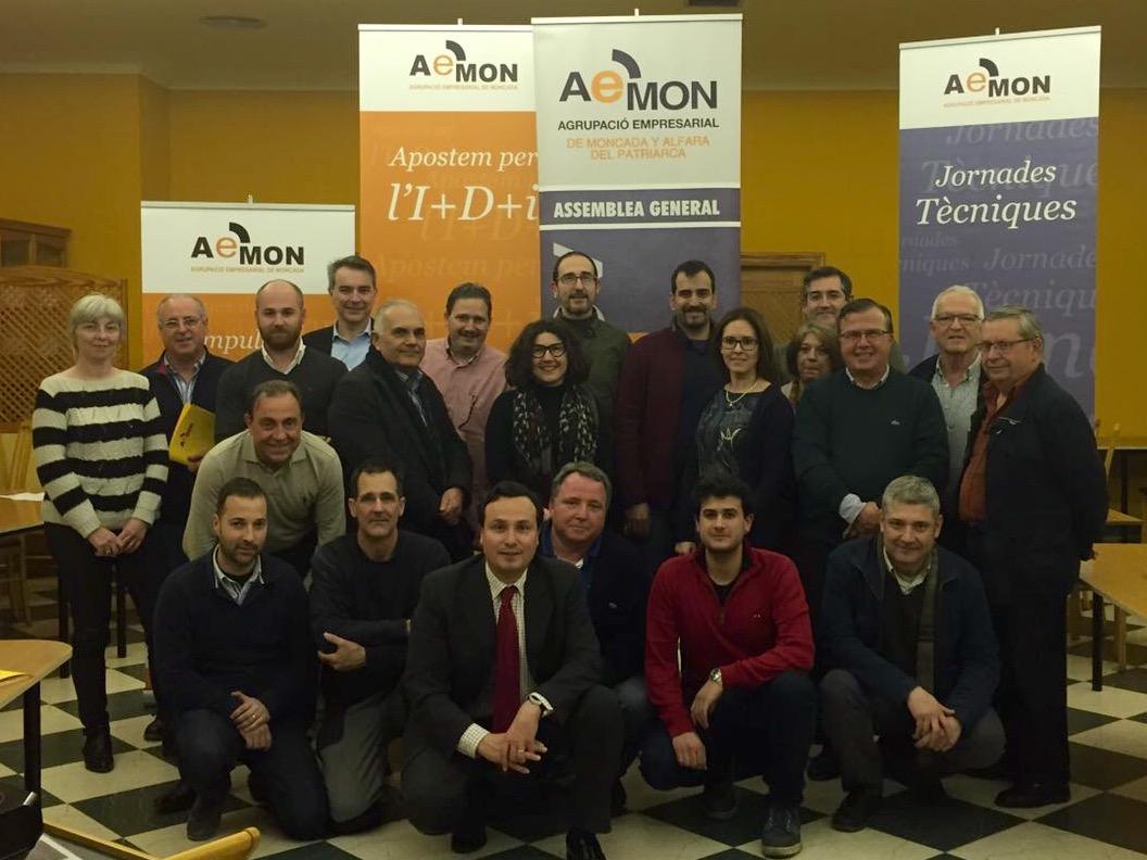 AEMON celebra su asamblea anual
