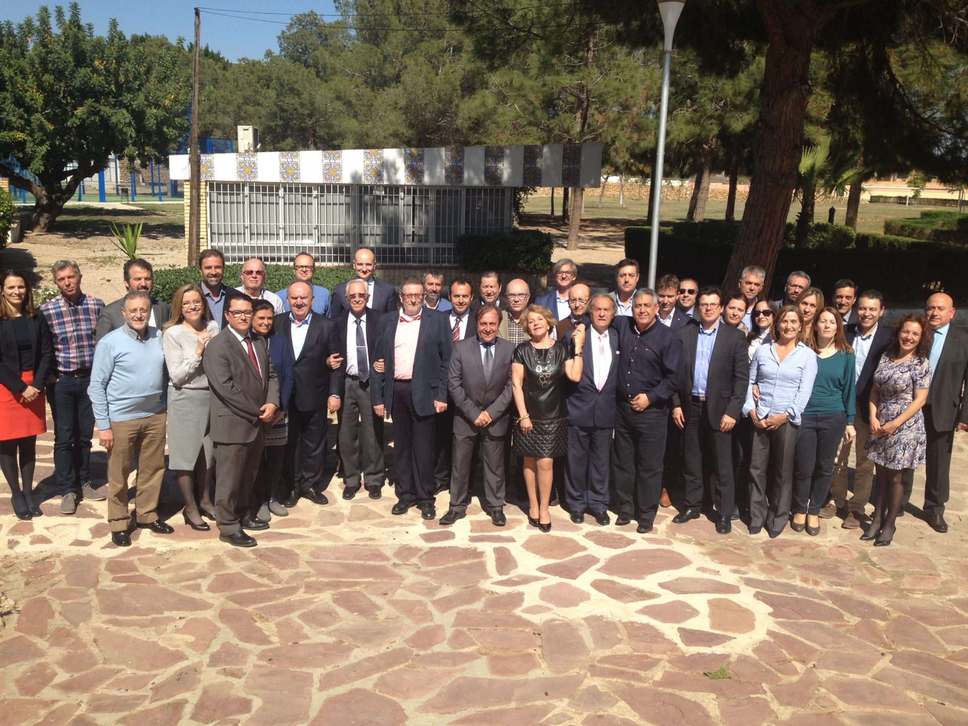FEPEVAL celebra su asamblea anual en el Club de Gerentes de Torrent. Adhesión de la Asociación Empresarial RIBA-3 (Riba-roja).