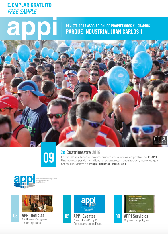 Nueva entrega revista APPI