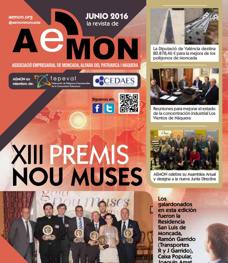 Nueva edición de la revista de AEMON