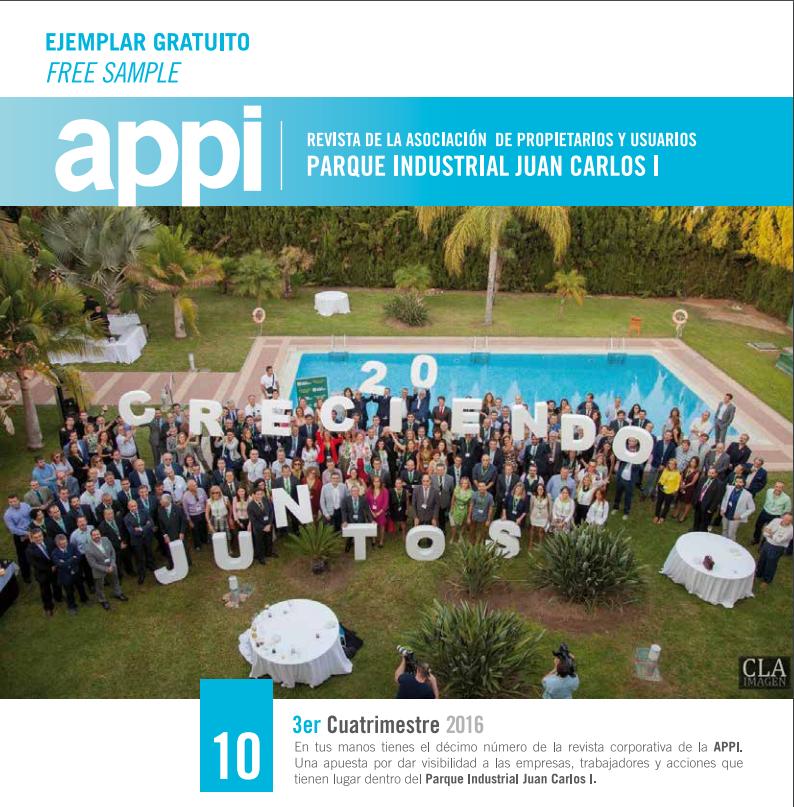 10º número de la revista de APPI