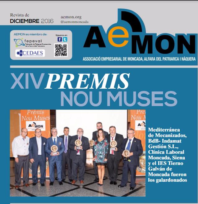 14ª edición de la revista de la revista de AEMON