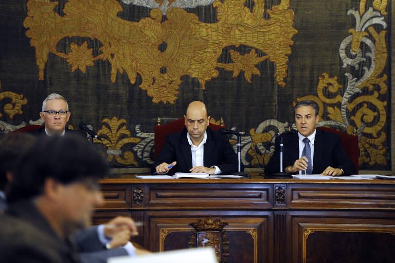 El tripartito, PP y C's pactan la composición del consejo consultivo para reindustrializar Alicante ciudad.