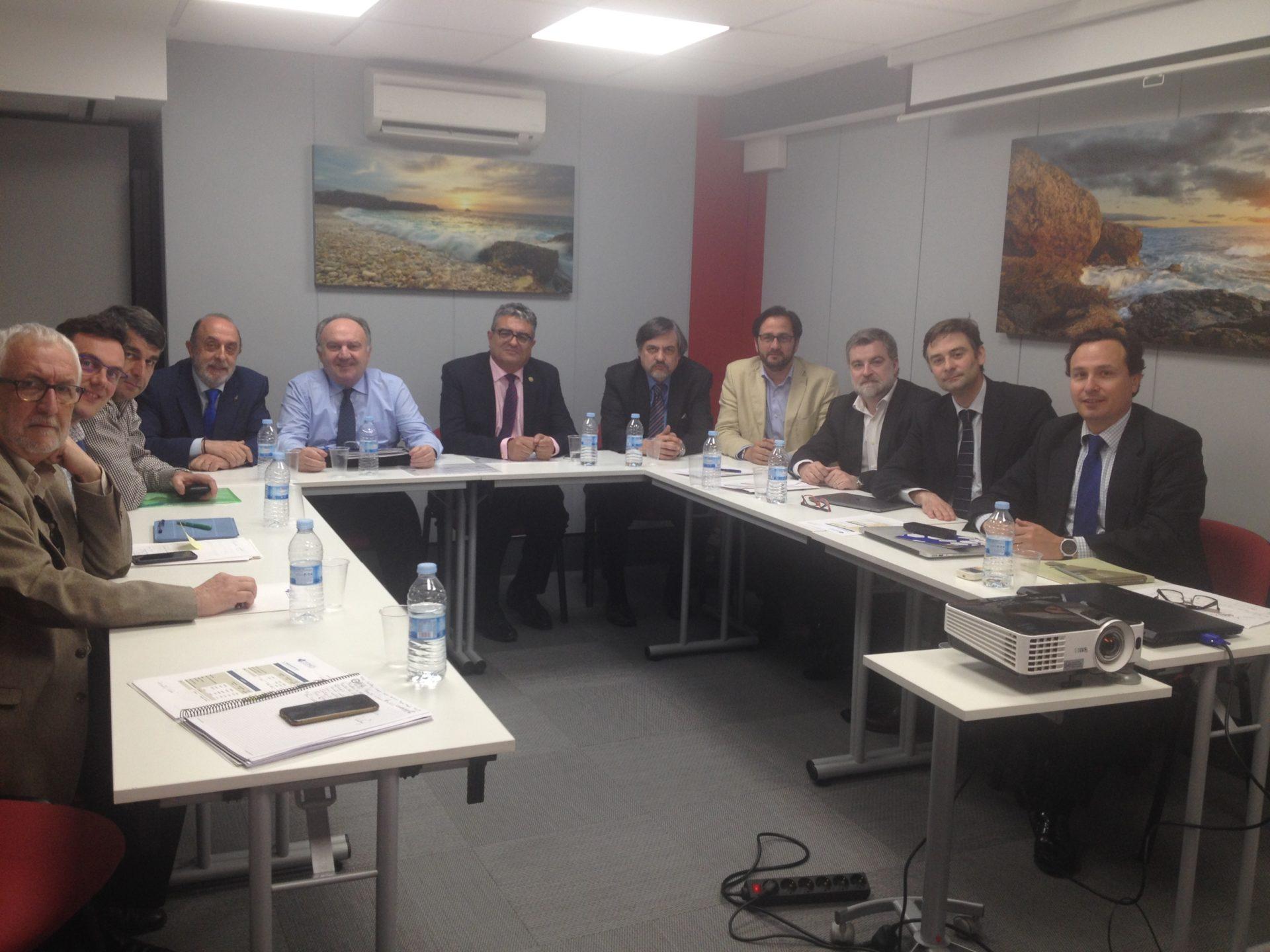 Asamblea anual de la Confederación Española de Áreas Empresariales (CEDAES)