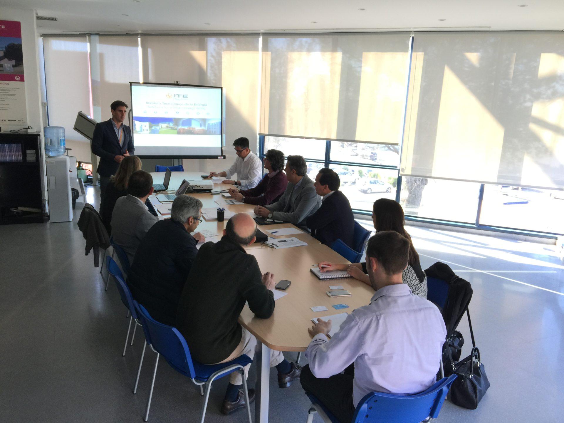 FEPEVAL, ASIVALCO e ITE participan en una jornada para analizar el concepto de plataforma SURPLUS MALL