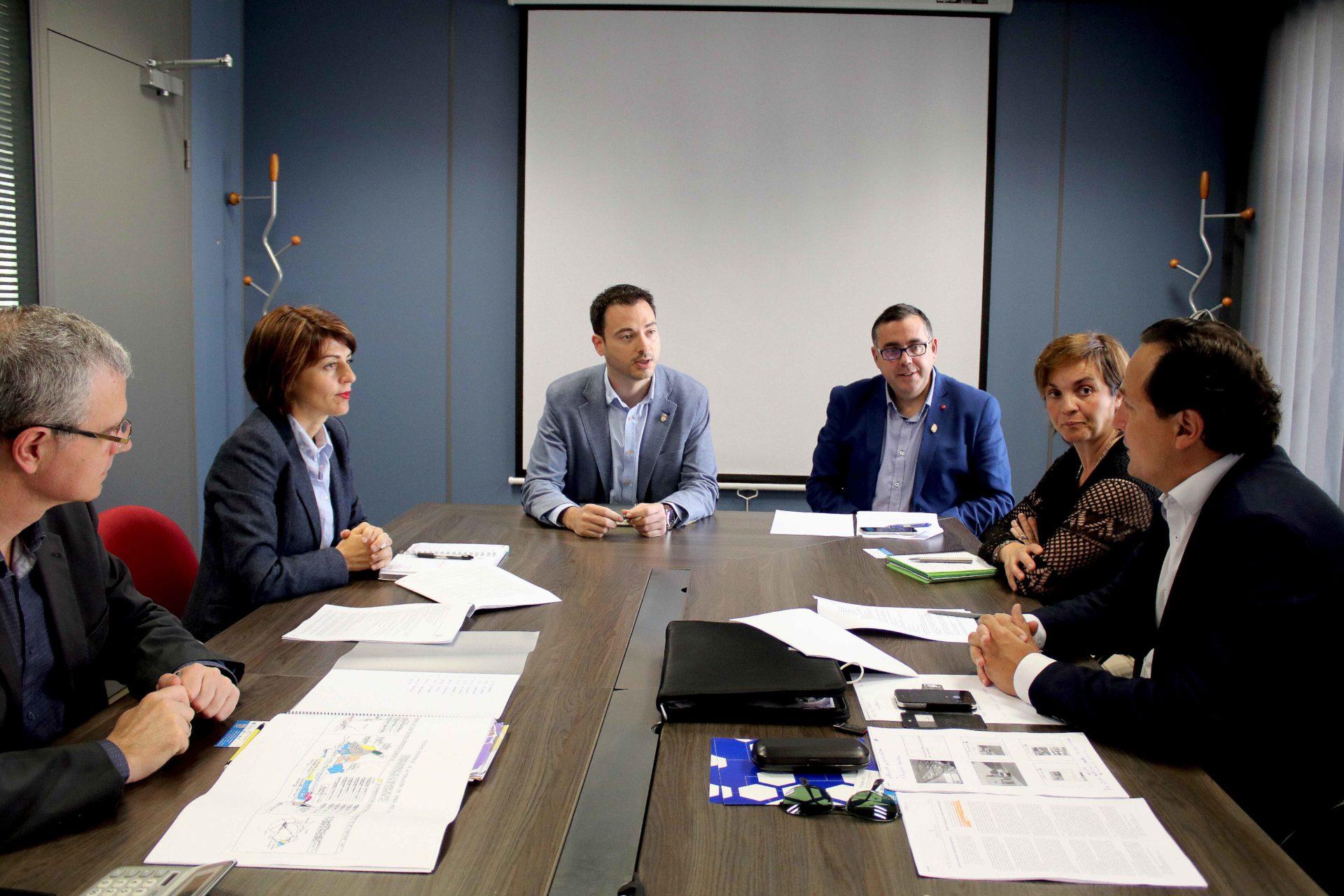 L'Ajuntament d'Onda (La Plana Baixa) co·labora amb FEPEVAL per a dinamitzar les seues àrees empresarials.