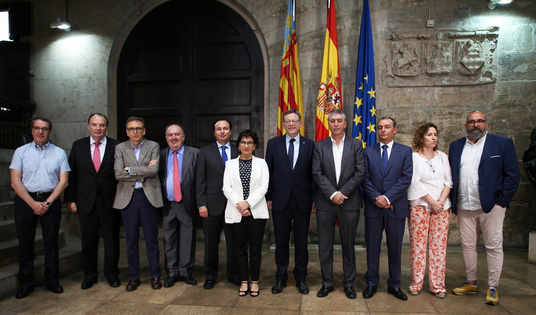 El Consell aprueba el anteproyecto de Ley de Gestión, Modernización y Promoción de Áreas Industriales de la Comunitat Valenciana