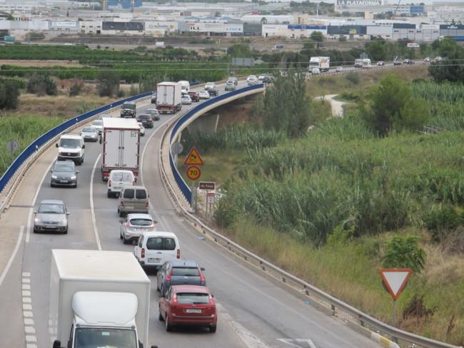 """Fuente del Jarro espera """"expectante y esperanzado"""" la inclusión de la ampliación de la N-220 en los presupuestos"""