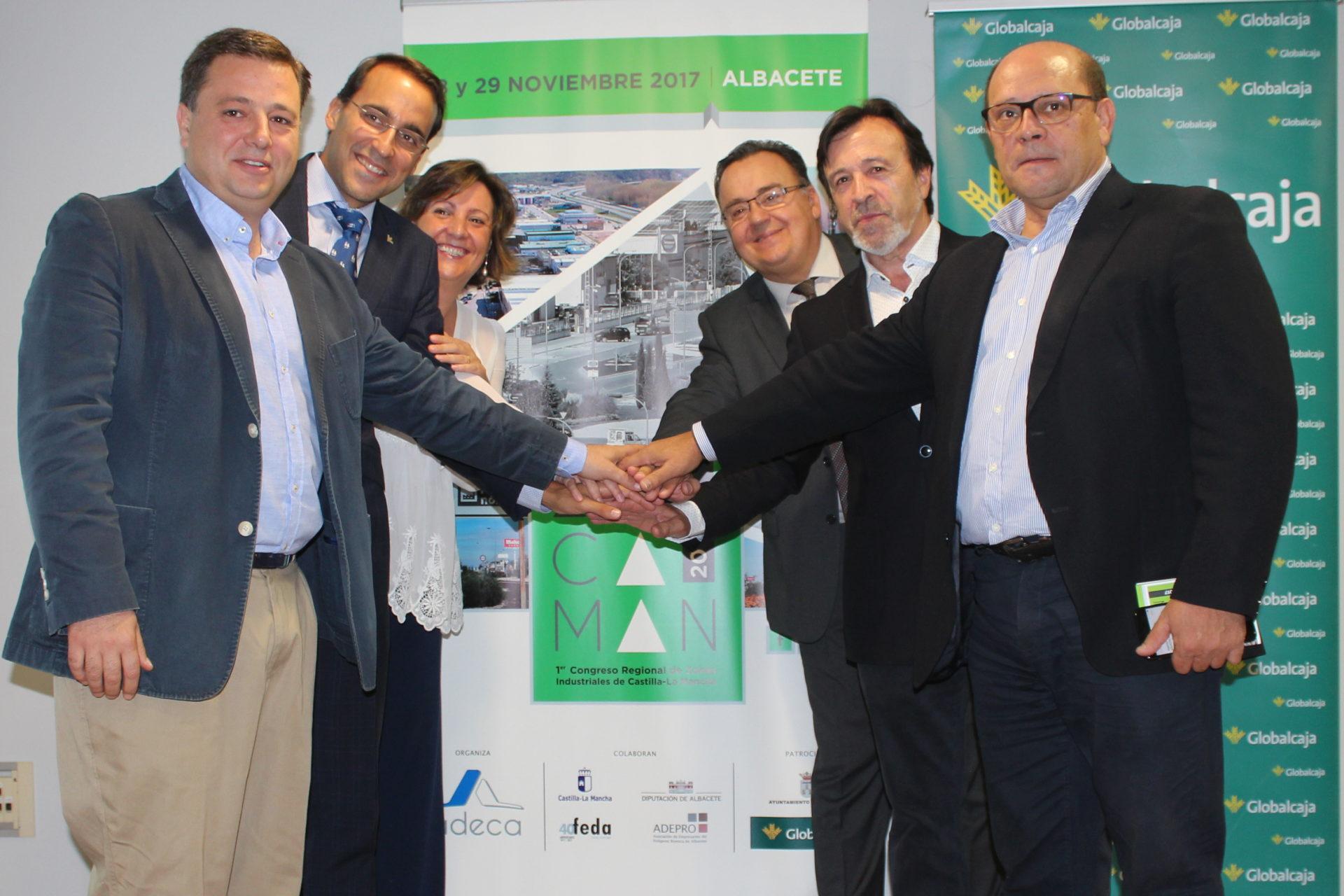 ADECA presenta ZINCAMAN, el I Congreso regional de Zonas Industriales
