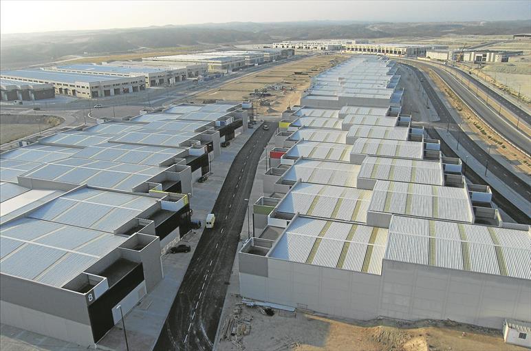 Los polígonos industriales piden una ley aragonesa que mejore su gestión