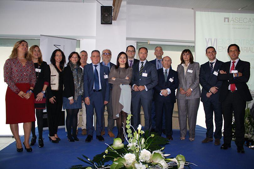 ASECAM: el XVI Encuentro Empresarial congrega a alrededor de 400 personas en Canet d'En Berenguer