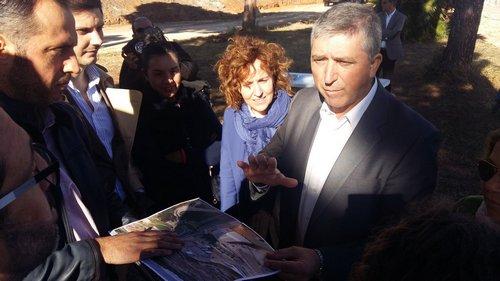 La Generalitat pagará el 90% de las obras de mejora del polígono Alcodar de Gandia