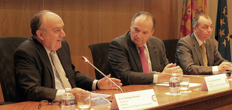 Juristes, empresaris i polítics coincideixen a assenyalar la necessitat d'implantar la nova Llei d'Àrees Industrials