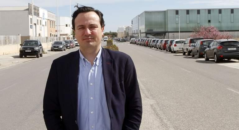 """Diego Romá, Fepeval: """"Es va expandint una cultura de gestió de qualitat de les àrees industrials"""""""