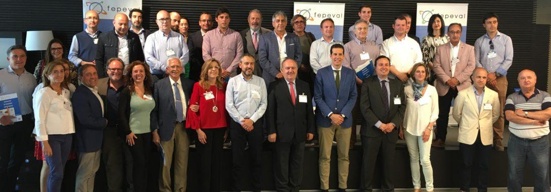 Fepeval i la Federació Valenciana de Municipis i Províncies seran aliats en el desenvolupament de la nova Llei d'Àrees Industrials