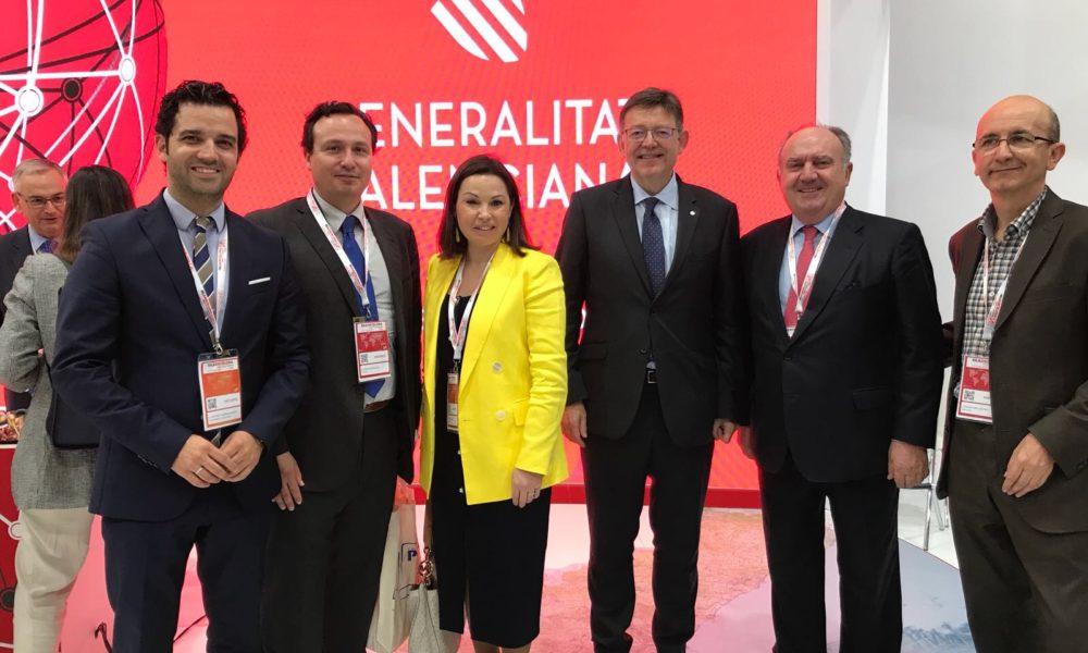 Fepeval recolza el potencial empresarial valencià en el Saló de la Logística de Barcelona