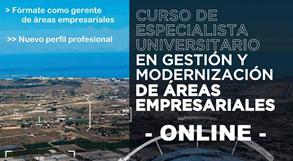 Curs Universitari en Gestió i Modernització d'Àrees Empresarials