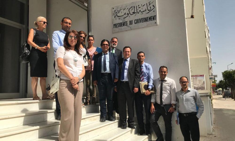 FEPEVAL i AEMON comparteixen la seua experiencia social a Tunísia per mediació de la Unió Europea