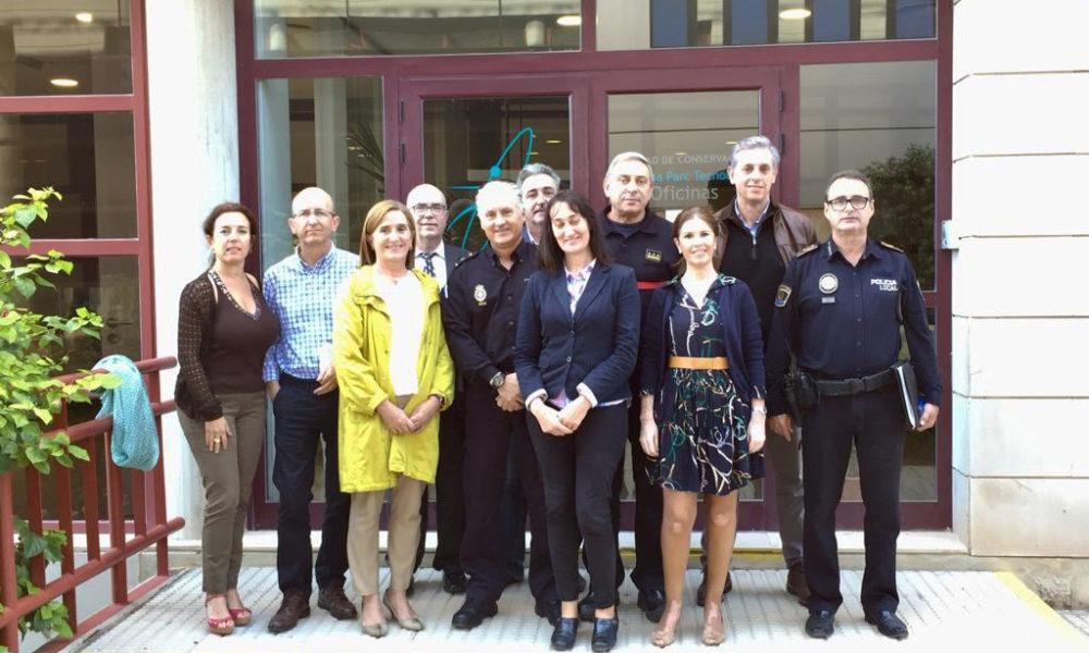 Els parcs empresarials de Paterna crearan un Observatori de la Seguretat Industrial