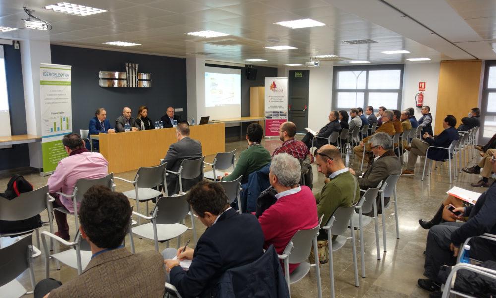 Font del Gerro acull una jornada per a la promoció del autoconsum fotovoltaic en les Pimes