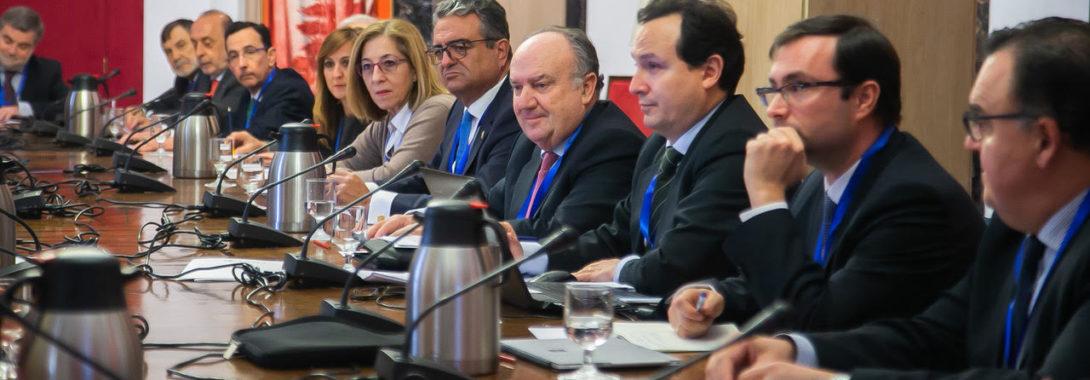CEDAES traslada a la Comisión de Industria de las Cortes Españolas la experiencia legislativa de Áreas Empresariales de Comunitat Valenciana y Región de Murcia