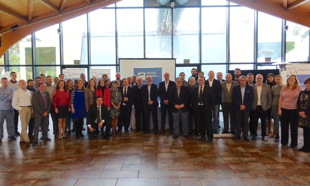 Fepeval aconsegueix la xifra de 40 entitats federades amb 120 àrees industrials i més de 6.000 empreses
