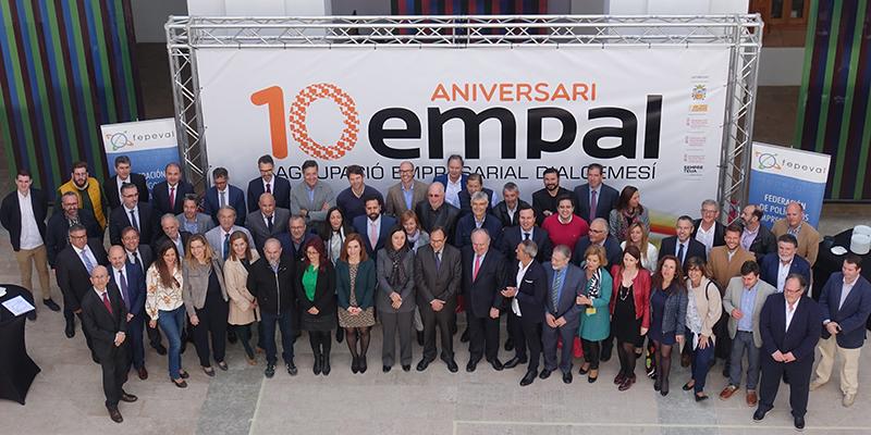 Santiago Salvador reelegit president per l'Assemblea General de FEPEVAL