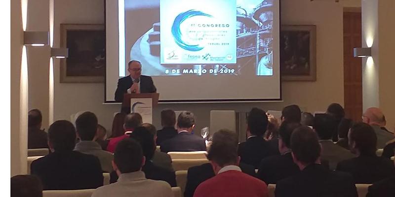 FEPEVAL expuso el ejemplo de la Ley Valenciana de Áreas Industriales en el II Congreso de Áreas Industriales y Empresariales de Aragón