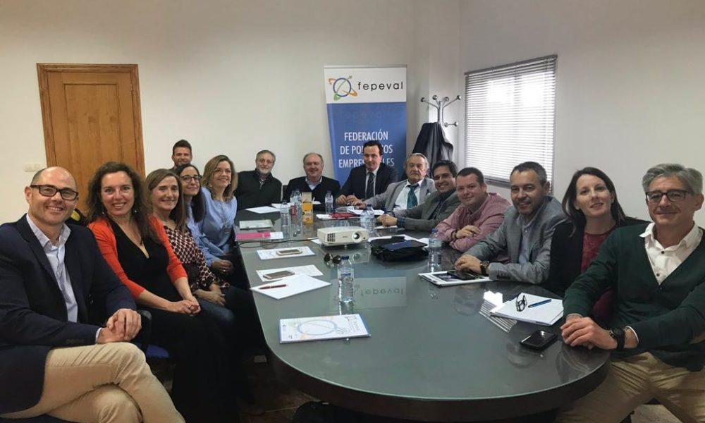 FEPEVAL demana el desenvolupament de la Llei d'Àrees Industrials i suport a la creació d'Entitats de Gestió i Modernització