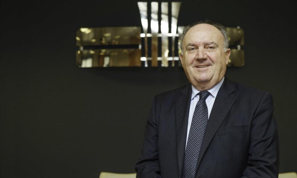 """Santiago Salvador: """"el nostre ingrés en la CEV serà positiu per a les àrees empresarials"""""""