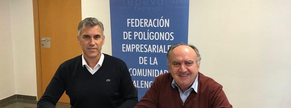 Acord corporatiu entre FEPEVAL i APCAS