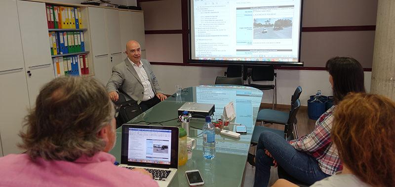 València Parc Tecnològic desarrolla su Plan de Seguridad Integral que cataloga todos los riesgos y amenazas en el área empresarial