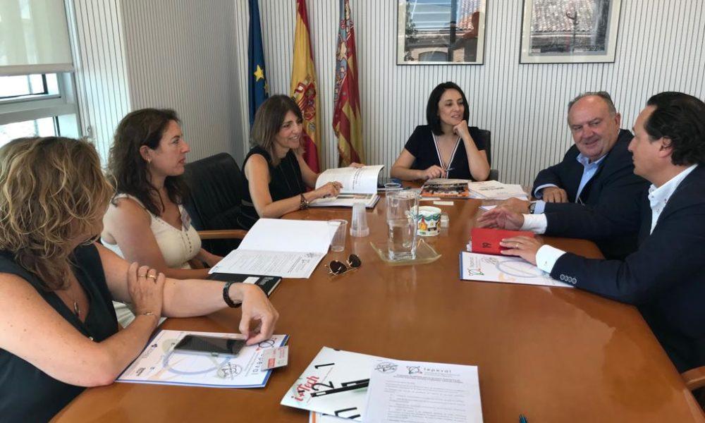 La Secretaria Autonómica, Rebeca Torró, marca un plazo de seis meses para contar con el Reglamento de la Ley de Áreas Industriales